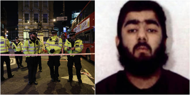 Usman Khan, 20, has been named as the perpetrator of the London Bridge attack