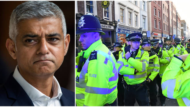 "London Bridge: Sadiq Khan tells LBC ""real challenge"" is to reverse Government cuts"