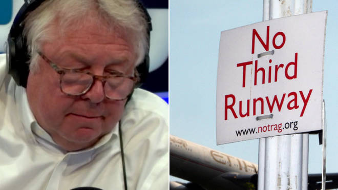 Nick Ferrari spoke to the Heathrow CEO