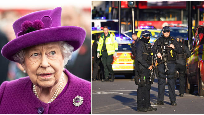 "London Bridge: The Queen praises ""brave individuals"" who risked their lives in terror attack"