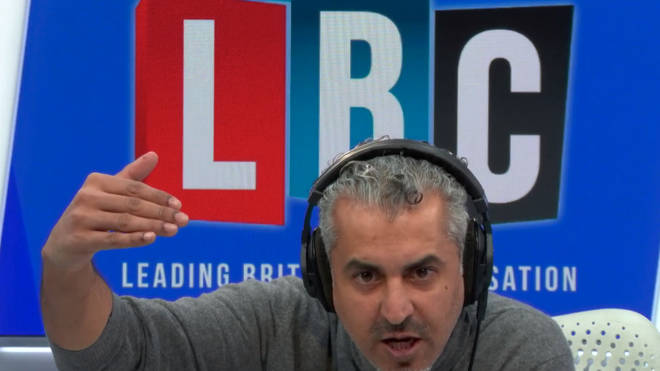 Maajid Nawaz attacks Government for failing to effectively address terrorism
