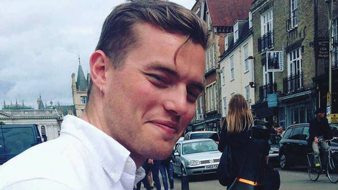 Jack Merritt has been named among the victims of the London Bridge attack.