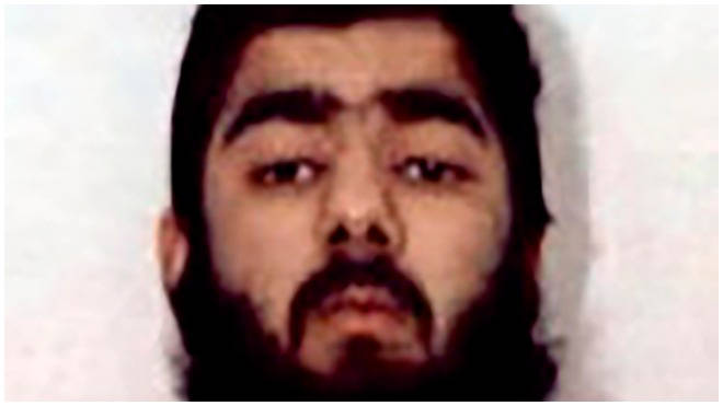 Usman Khan murdered two people at Fishmongers' Hall