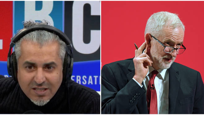 Maajid Nawaz calls out Labour politicians for 'flirting with terrorists'