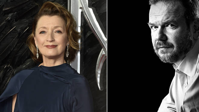 Lesley Manville is this week's guest on Full Disclosure