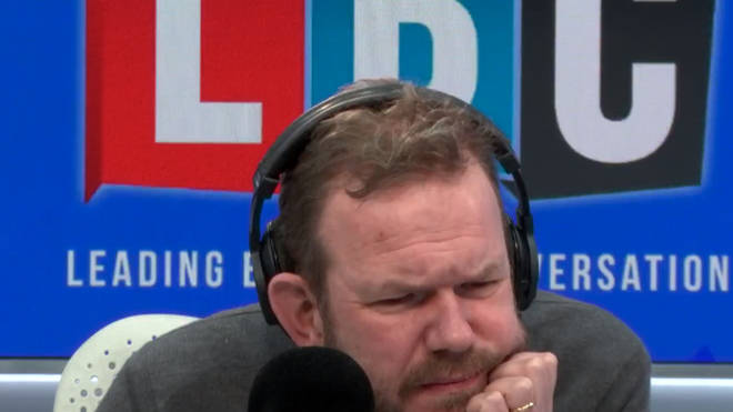 Ex-prisoner shares moving story of being rehabilitated with James O'Brien
