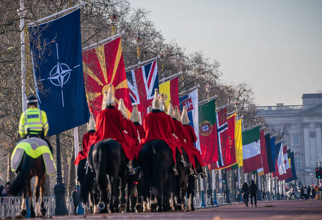 Nato has 29 member states