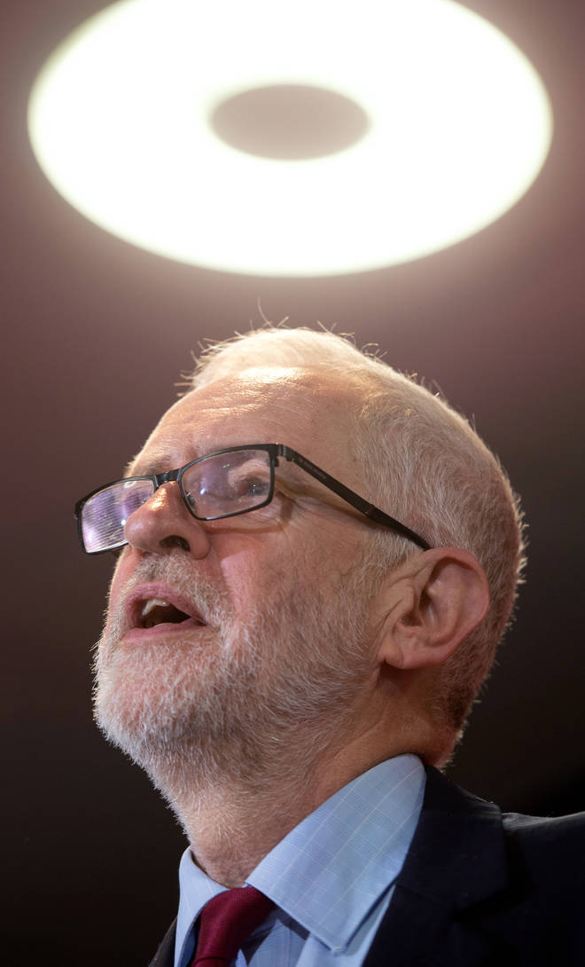 Labour says their leader's consistently made the right calls in the interests of peace.