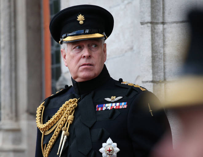 Prince Andrew will have more questions to ask