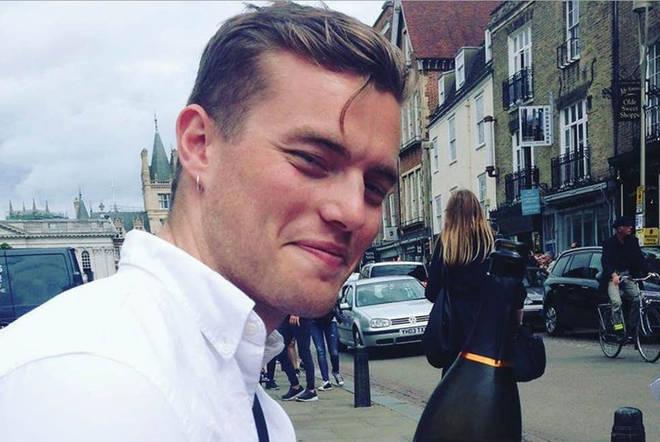 Terror attack victim Jack Merritt