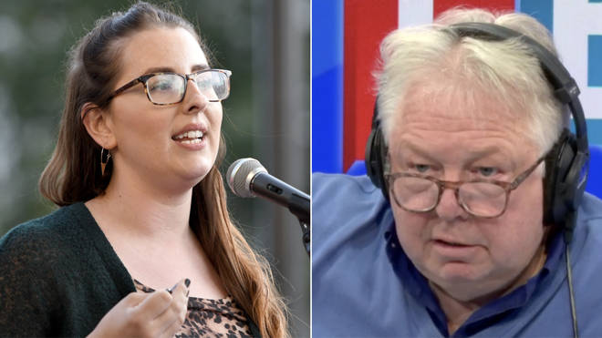 Nick Ferrari had a fiery conversation with Laura Pidcock