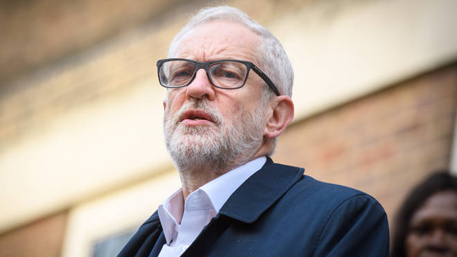 Jeremy Corbyn has said he is 'sorry' over anti-Semitism