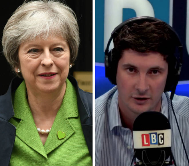 Tom Swarbrick laid into Theresa May's warring Cabinet