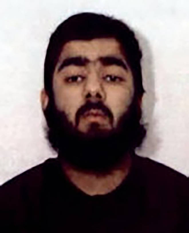 Usman Khan had previously been jailed for terror offences