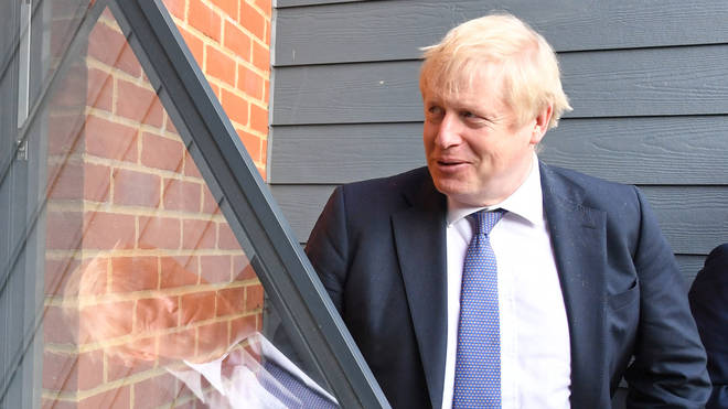 Mr Johnson will spend much of Wednesday at a Nato conference