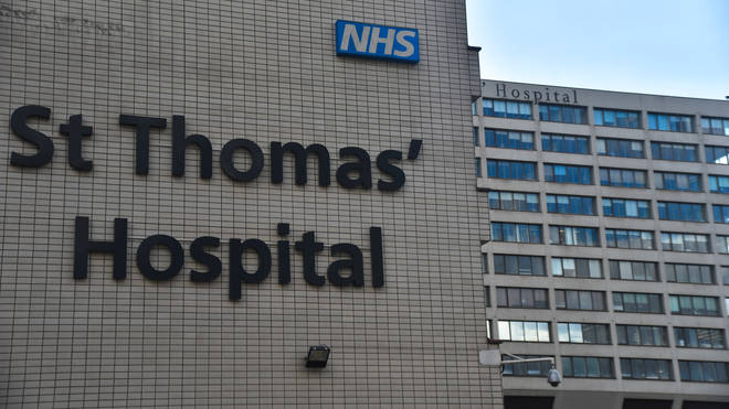 They are being treated at the specialist high consequence infectious disease centre at St Thomas' Hospital