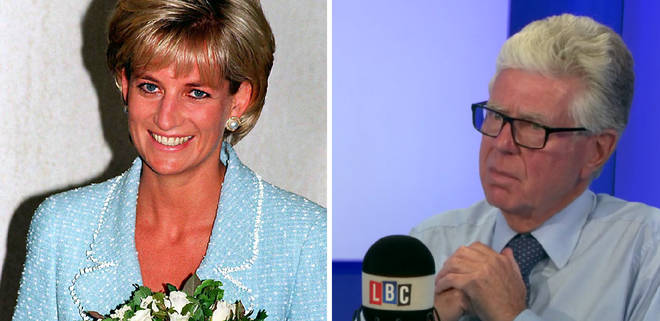 Michael Cole believes new evidence will one day emerge about Diana's death.