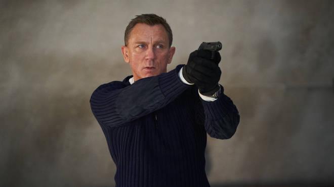 Daniel Craig reprises his role as James Bond in the latest installment