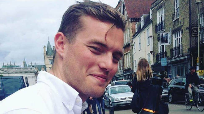 Jack Merritt died after being carried out of Fishmongers' Hall