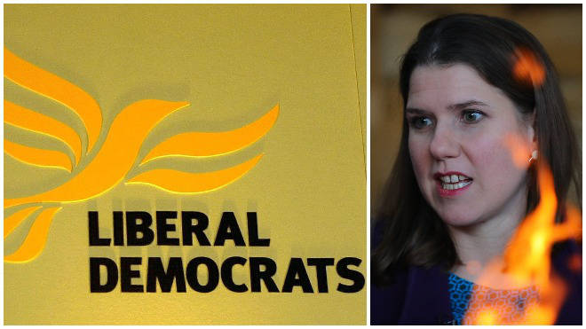 The Lib Dem leader faced a grilling over her voting record