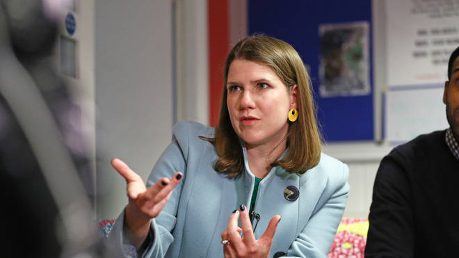 Ms Swinson said her party lost some battles with the Conservatives