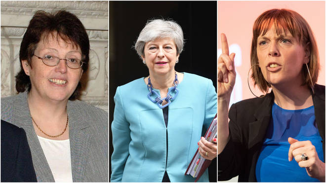 Police say three female politicians were targeted