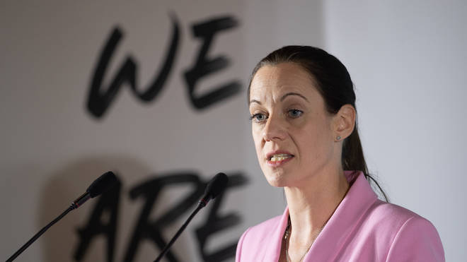 Annunziata Rees-Mogg is set to quit the Brexit Party