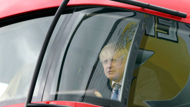 Boris Johnson introduced the new Routemasters during his time as Mayor of London