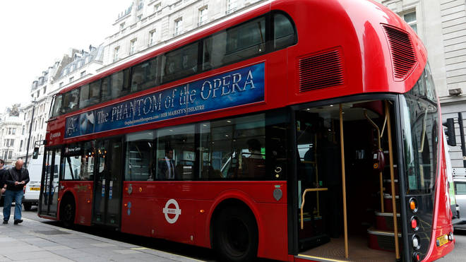 Passengers will soon only be able to board at the front of Routemaster buses