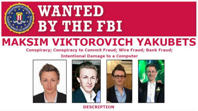 Maksim Yakubets is accused of running the world's most harmful cyber crime group