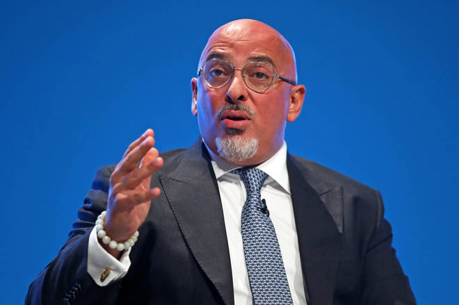 "Mr Zahawi said that the government are going to ""try and learn the lesson"" about homelessness"