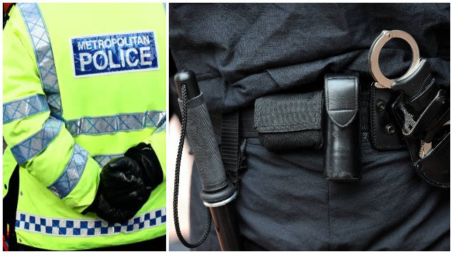 Met Police carried out dawn raids of nail bars