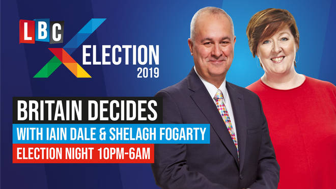 Britain decides: LBC Election 2019