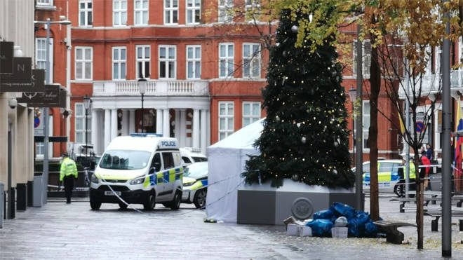 Three people were stabbed to death in separate incidents in London