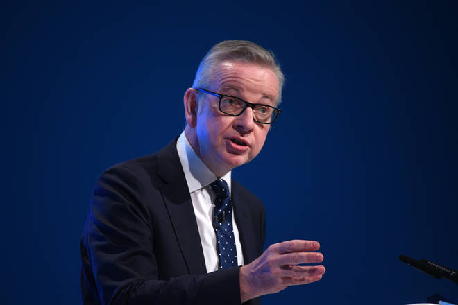 "Michael Gove called it ""fundamentally undemocratic"" to ""change the rules"" between referendums."
