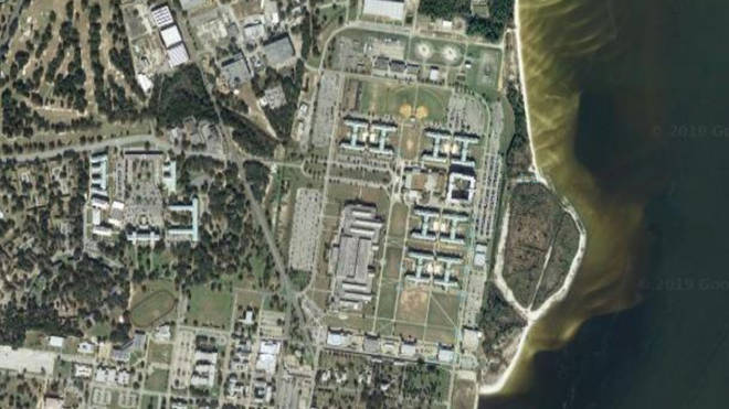 US Naval Air Station Pensacola