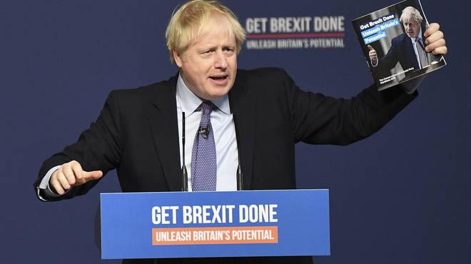 "Boris Johnson said he disagreed with his ""illustrious predecessor"""