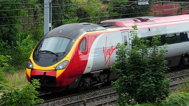 Virgin Trains is being taken over by Avanti