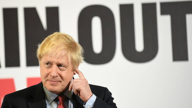 Boris Johnson has said the NHS will not be up for sale if he is kept in power