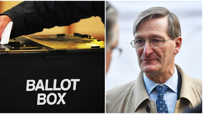Dominic Grieve puts forward case to reform 'flawed' electoral system