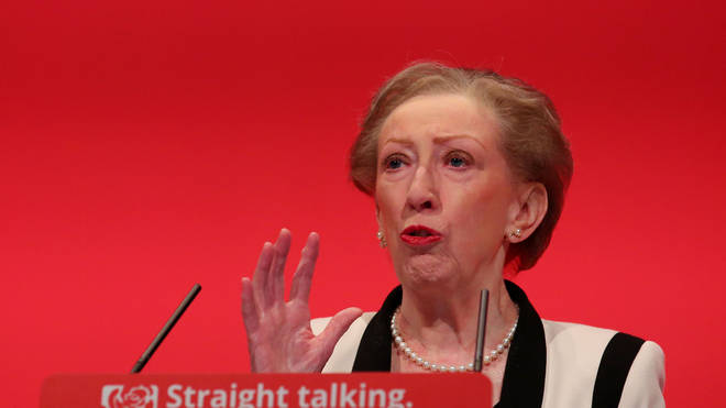 Margaret Beckett blames the Daily Mail for Labour losing working class voters