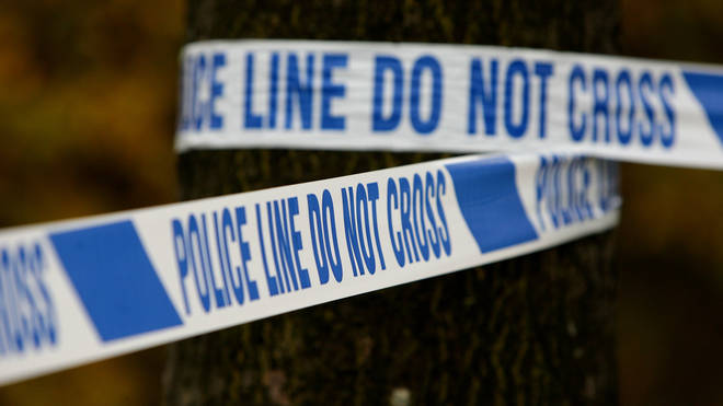 A pair have been arrested on suspicion of terror offences