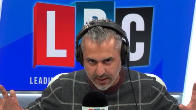 Maajid Nawaz's powerful monologue on the rise of anti-Semitism