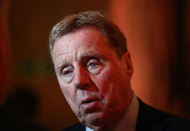 "Harry Redknapp tells LBC that the football fan arrested over &squot;racist abuse&squot; was ""an isolated idiot"""