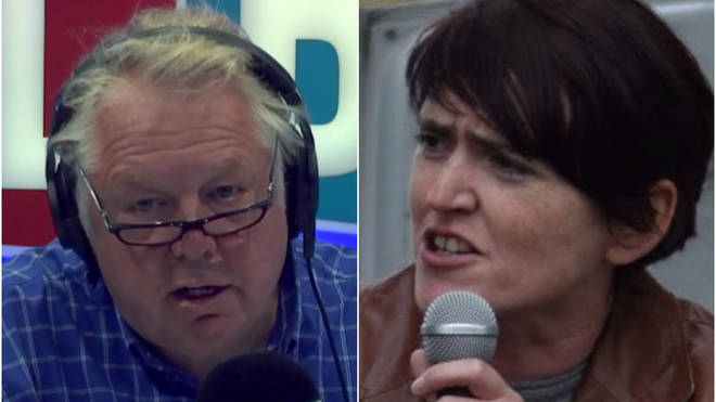 Nick Ferrari clashed with Anne-Marie Waters