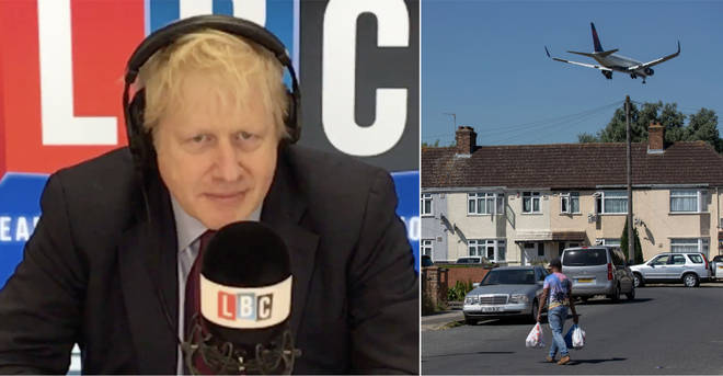 Boris Johnson admitted Heathrow may not be expanded