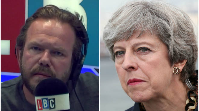 James O'Brien discussed Theresa May's decision to ignore real student migration figures