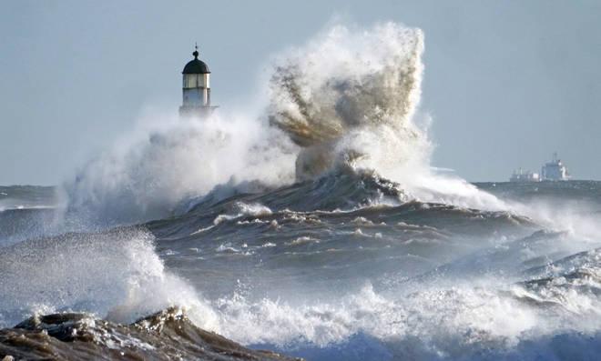 Storm Atiyah has hit Ireland, Wales and southwest England