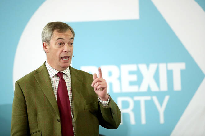 The Brexit Party stood aside in every seat won by the Tories last election