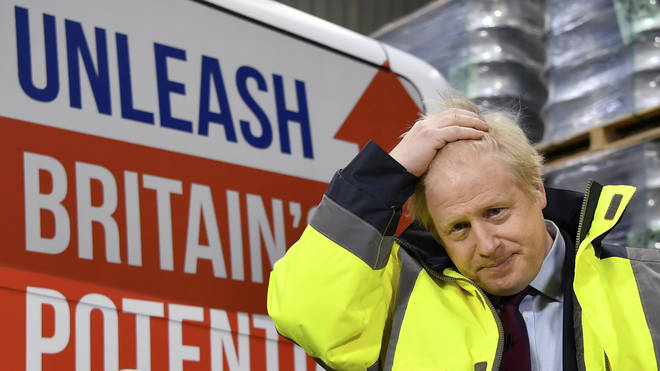 Boris Johnson is in the 'high-viz jacket' stage of campaigning